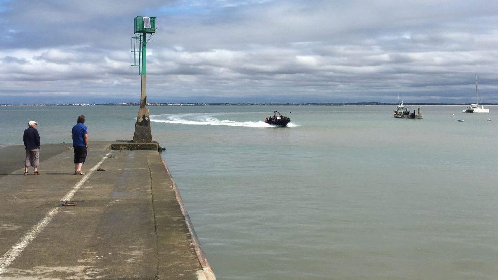 Embarcadère de Fouras